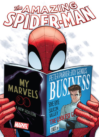 Illustration for article titled Amazing Spider-Man #6 Shows Parker At His Finest (Spoilers)