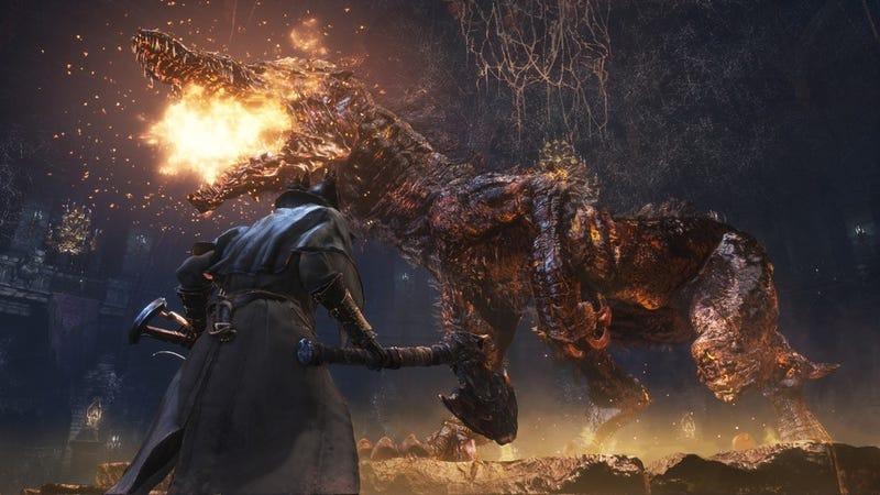 Illustration for article titled Logran completar Bloodborne sin curarse ni una vez, ni subir de nivel