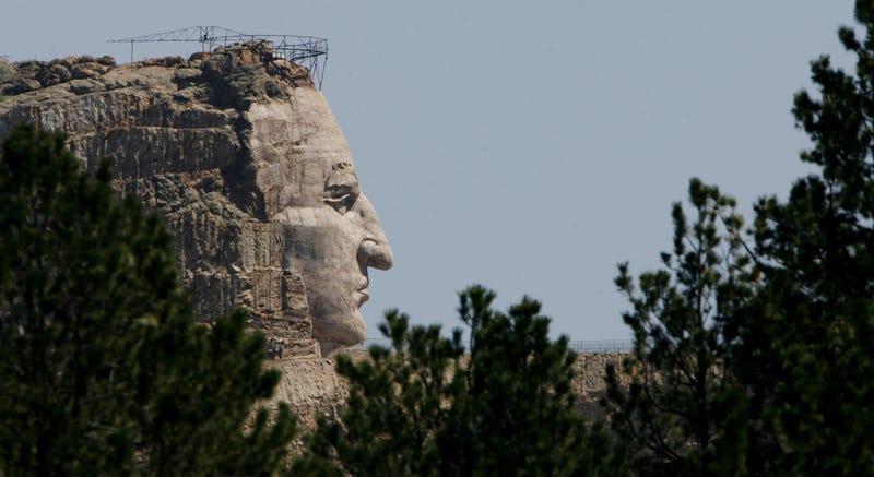 Crazy Horse. AP