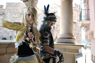 Illustration for article titled Let These Cosplayers Bring Your JRPG Fantasies to Life