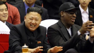 Dennis Rodman Thinks It's 1994, Recruits Team To North Korea