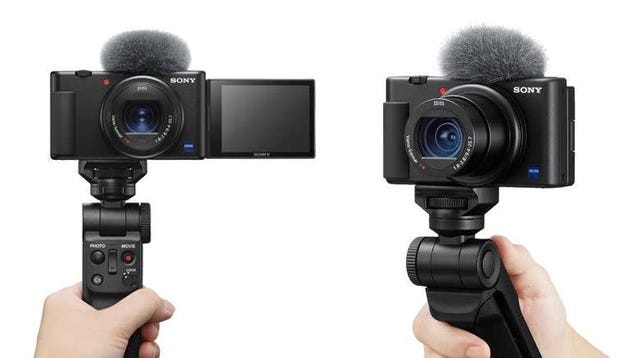 Sony s Video-Focused ZV-1 Wants to Help You Become a YouTube Star