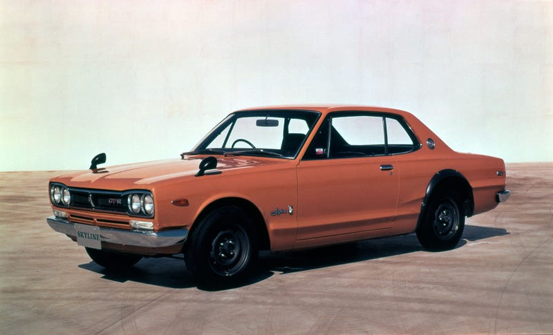 Photo Credit: Nissan's Heritage Archive