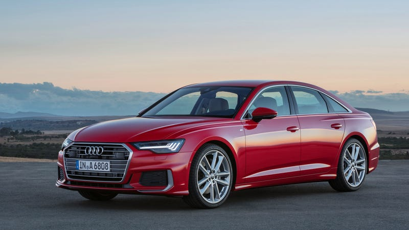 The 2019 Audi A6 Looks No Different From Any Other Audi Updated