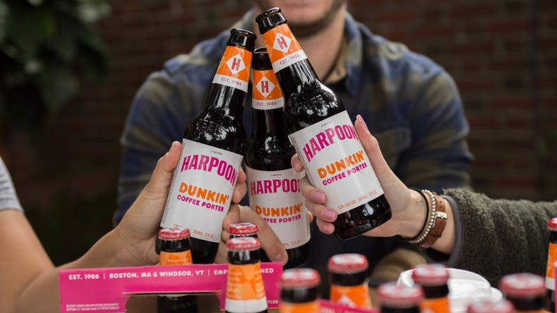 Illustration for article titled Last Call: That Dunkin' coffee beer is pretty tasty