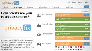 Illustration for article titled Privacyfix Shows Who's Tracking You on the Web, Gives You the Tools to Stop It