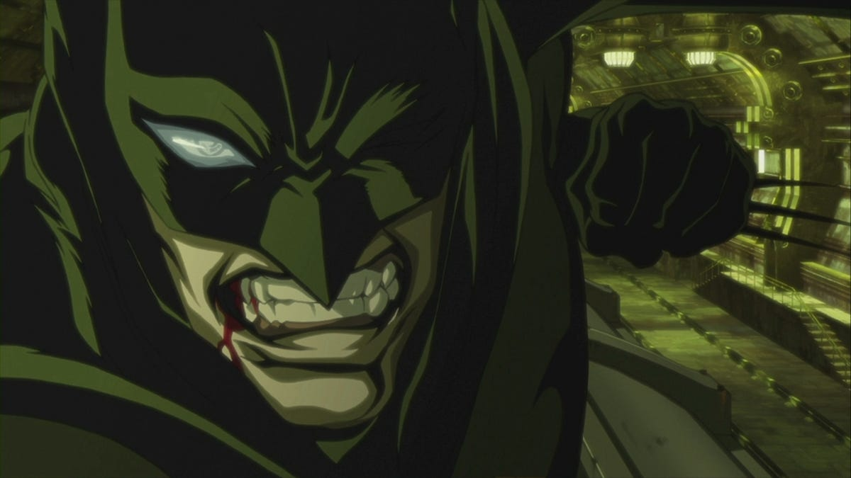 All 28 DC Animated Original Movies, Ranked
