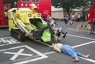 Illustration for article titled Robot Picks up the Dead or Dormant. Wait, Dormant??