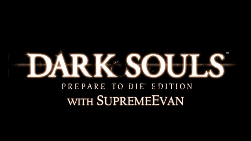 Illustration for article titled Streaming Dark Souls for PC @ 8PM EST
