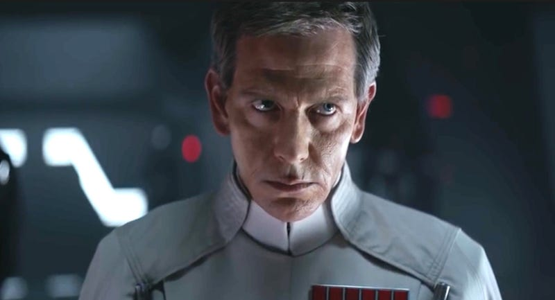 'Captain Marvel' Eyeing 'Rogue One's Ben Mendelsohn For Villain Role