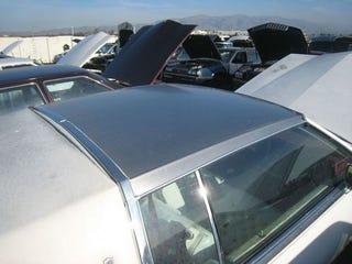 Illustration for article titled Cadillac Eldorado Biarritz Down On The Junkyard