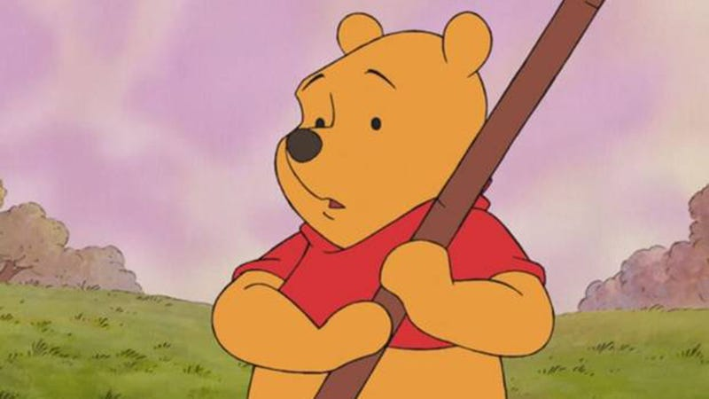 Illustration for article titled Polish Playground Bans Pooh Because 'It Doesn't Wear Underpants!'