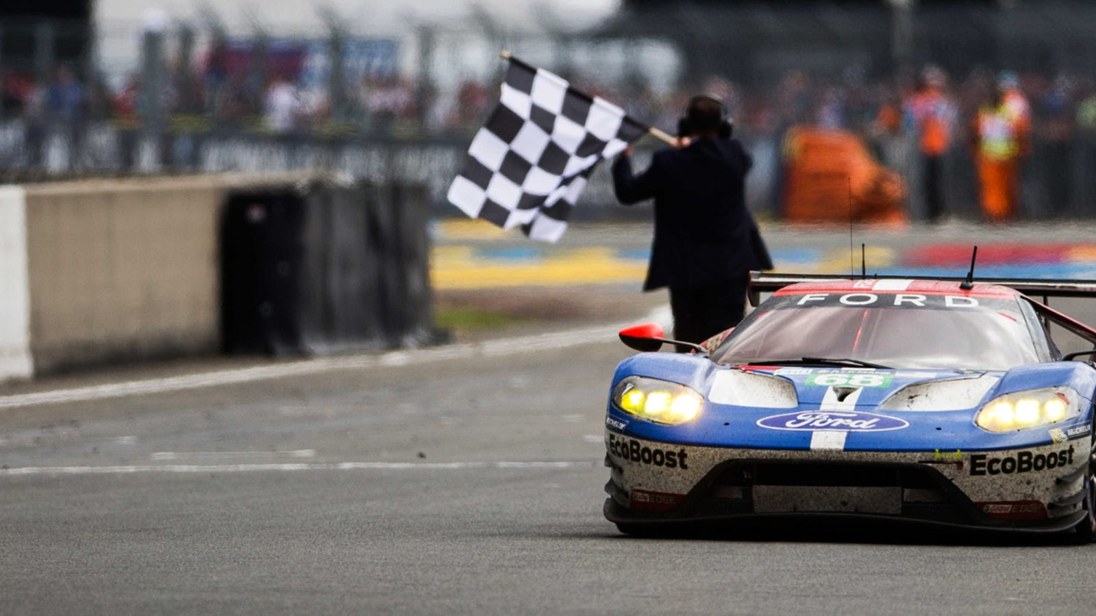 Le Mans Results Unchanged After Ford And Ferrari Teams Protest Each Other