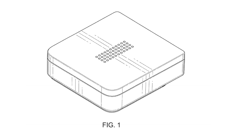 Illustration for article titled This May Be What Facebook's Delayed Smart Speaker Could Look Like