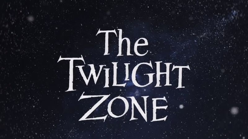 The logo for the new Twilight Zone.