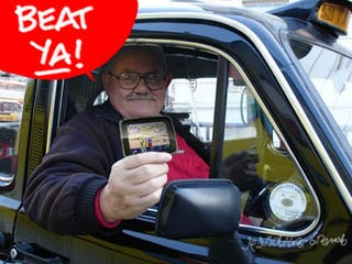 Illustration for article titled London Cab Driver Takes on Sat-Nav—and Beats It By 27 Minutes