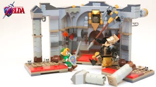 Illustration for article titled Help Make This Fantastic Zelda LEGO Set A Reality