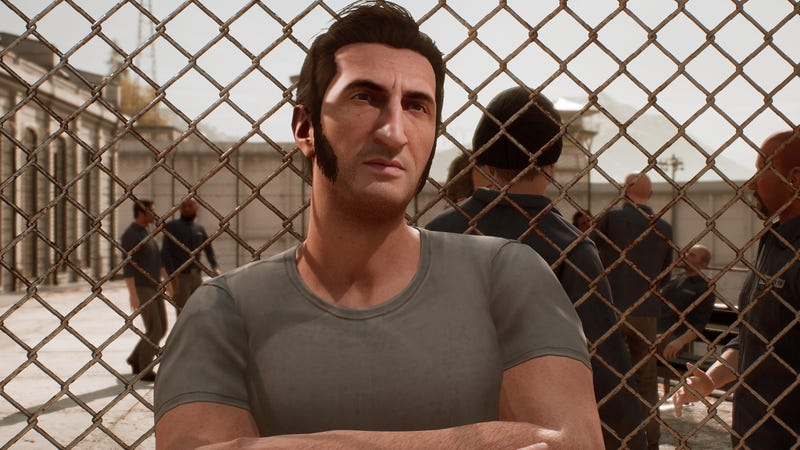 Screenshot: A Way Out (Electronic Arts)