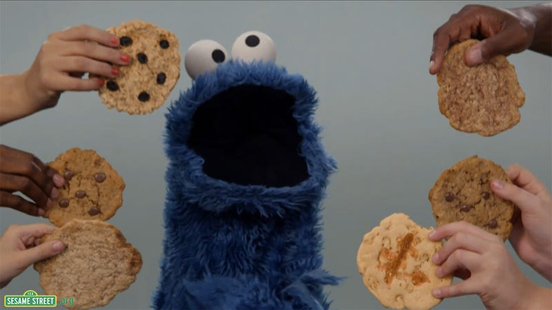 Illustration for article titled Cookie-Based Research Suggests Powerful People Are Sloppier Eaters
