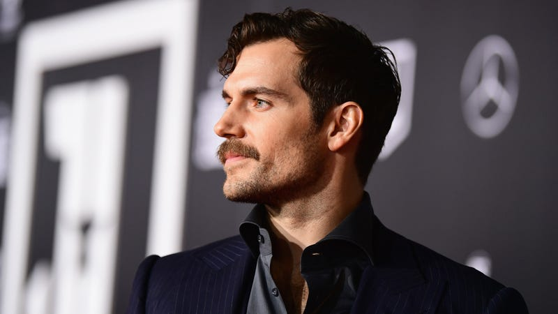 Illustration for article titled Henry Cavill opens up about the mustache that almost destroyed Justice League