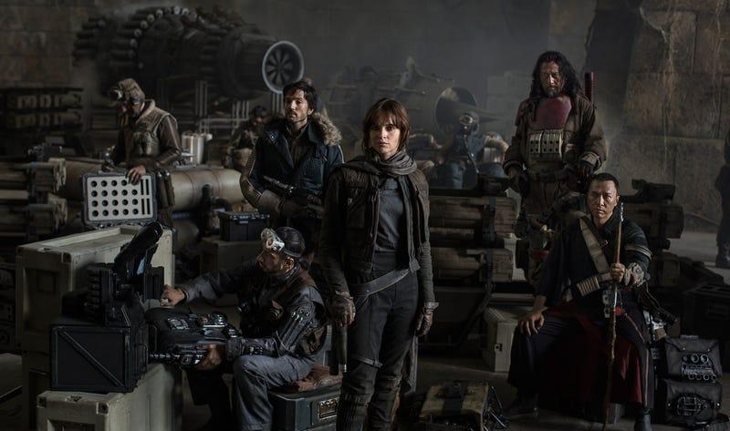 Illustration for article titled Nuevos detalles de los personajes y naves que veremos en Rogue One: A Star Wars Story