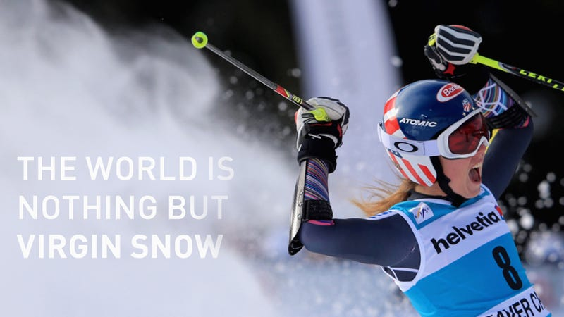 Illustration for article titled Mikaela Shiffrin Is Striving For Perfection