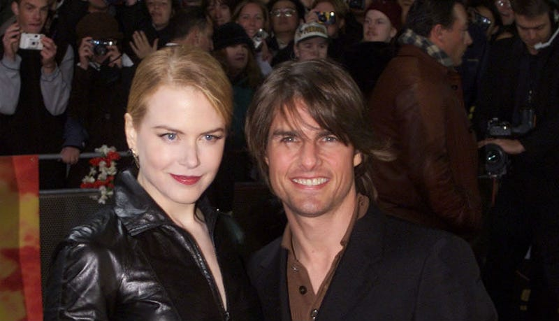 Illustration for article titled Tom Cruise Hired a PI to Spy on Nicole Kidman Because of Scientology