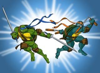 Illustration for article titled Frank Miller's Role in the Secret Origins of the Teenage Mutant Ninja Turtles