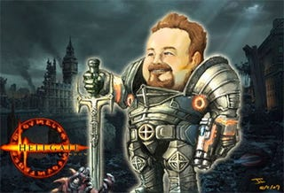 Illustration for article titled Hellgate Creator On Why Hellgate Sucked
