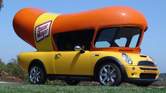 The Ten Best Promotional Vehicles