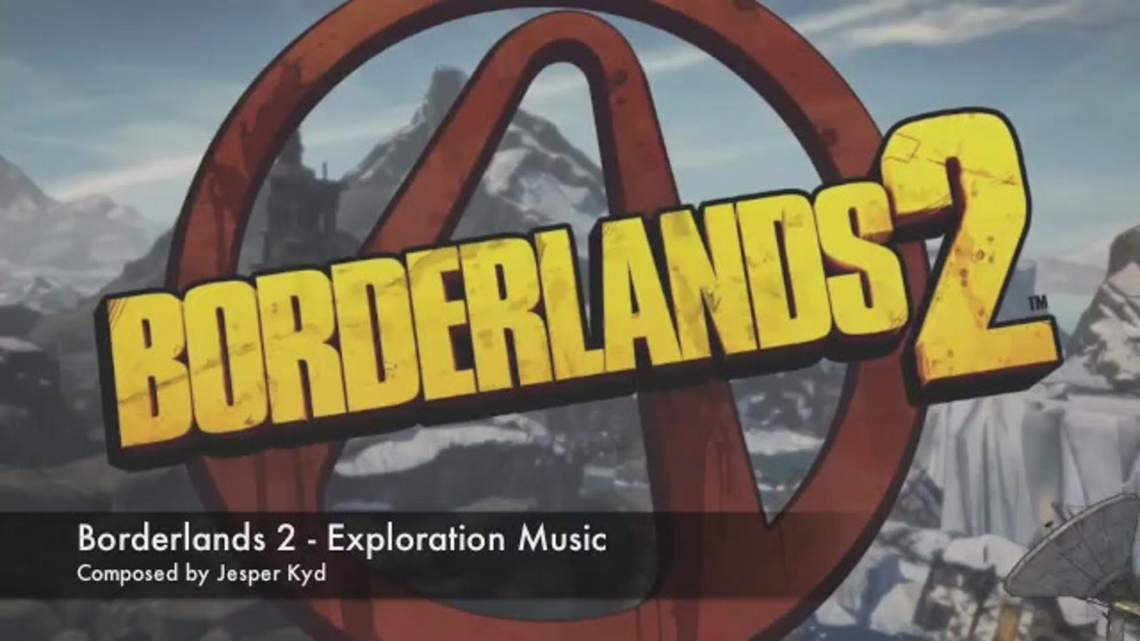 borderlands 2 radio soundtrack