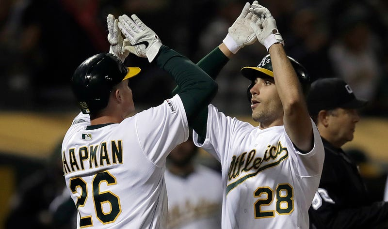 Once Again, The A's Are Winning When They're Not Supposed To