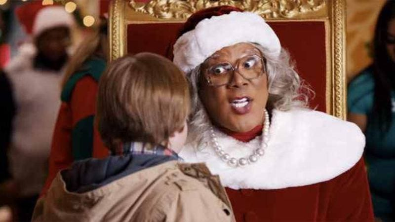Tyler Perry in A Madea Christmas