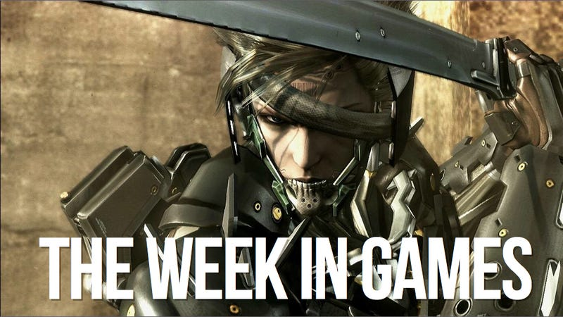 Illustration for article titled The Week in Games: 2014's First Cut