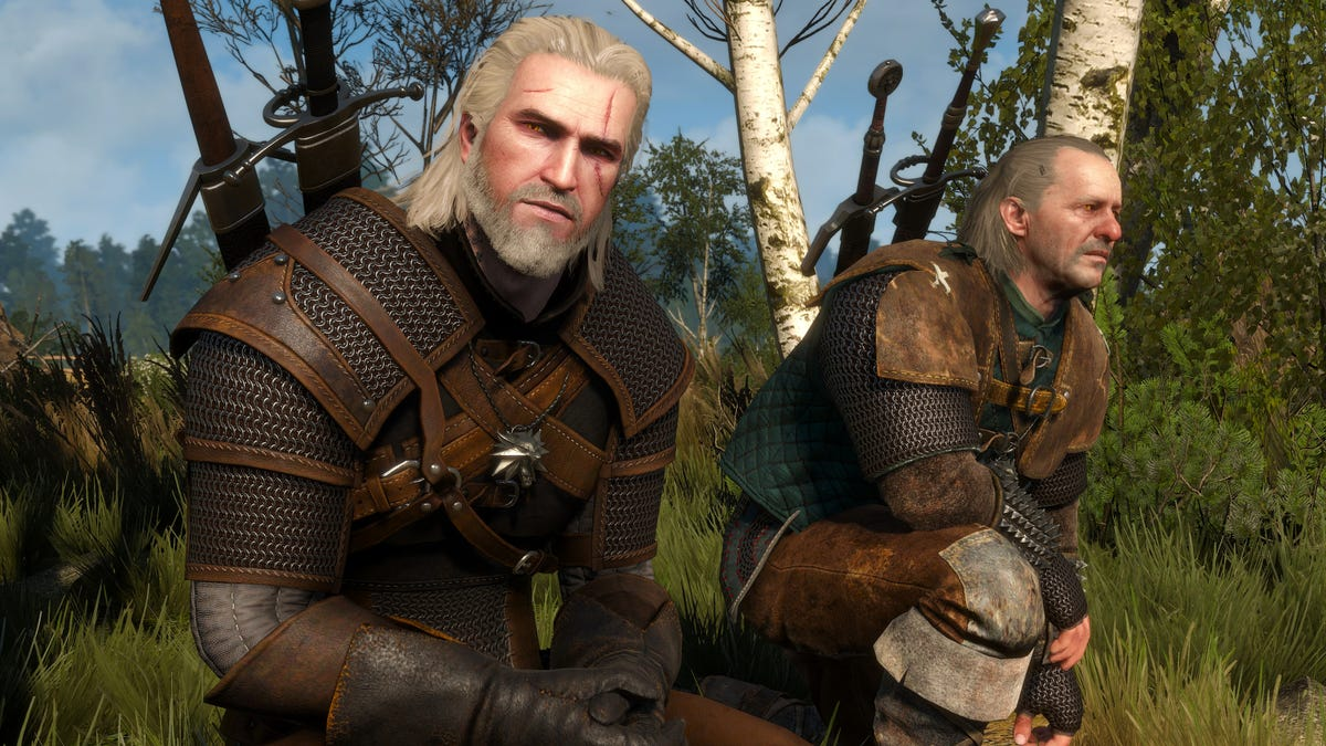 The Witcher 3's New Game Plus is Bad