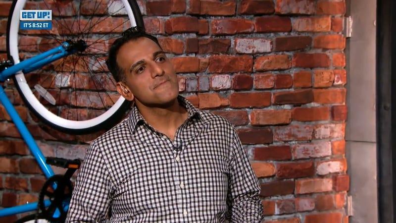 Illustration for article titled Report: ESPN Fires Host Adnan Virk Over Leaks