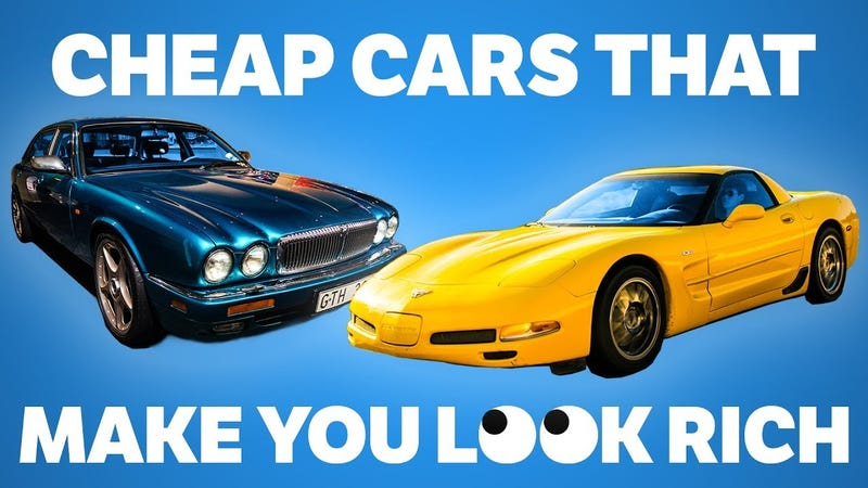 Here Are Seven Used Cars That Make You Look Rich