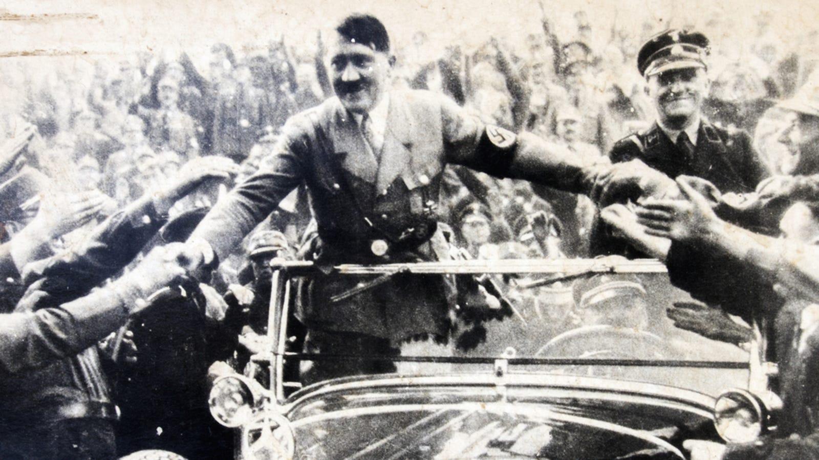 El surrealista plan secreto que intentó convertir a Hitler en mujer
