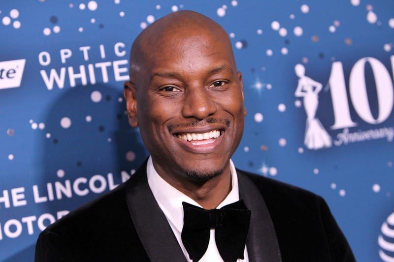 Illustration for article titled No More Tears for Tyrese? Judge Sides with Actor in Messy Childcare Dispute