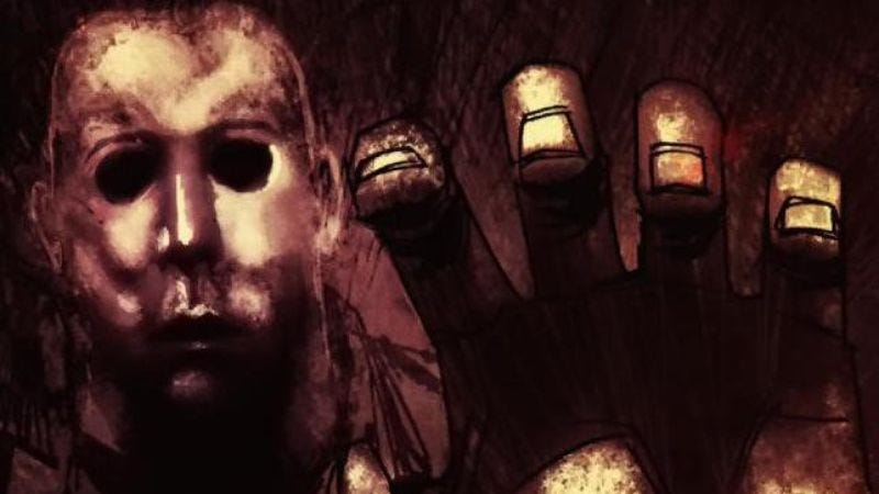 Illustration for article titled The best Halloween movie of the past 35 years is a comic book