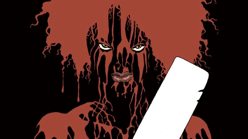 Image: Cover detail Moonshine #3