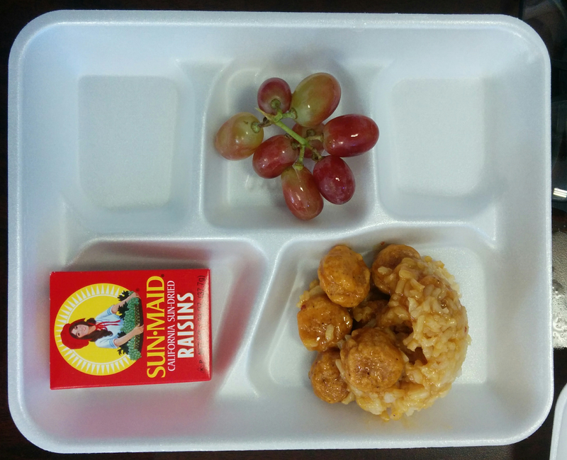Illustration for article titled Lunchblog: Orange Chicken