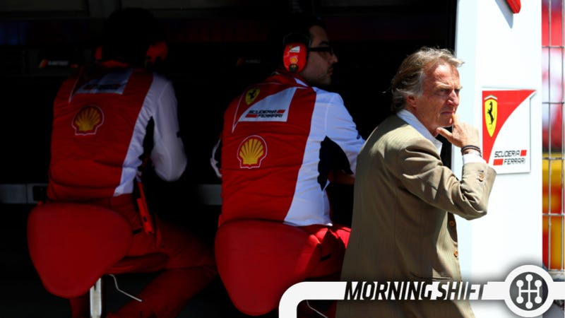 Illustration for article titled Marchionne To Ferrari CEO After F1 Failures: 'Nobody Is Indispensable'