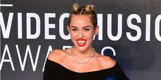 Miley Cyrus (James Devaney/WireImage)
