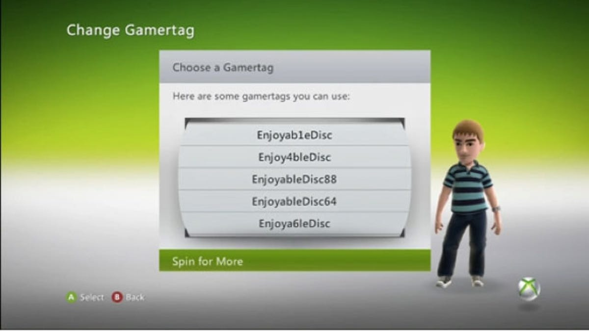 Cool xbox gamertags list
