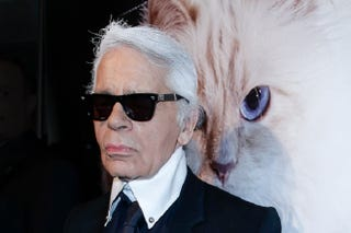 Illustration for article titled Karl Lagerfeld Turns Down Cameo in Zoolander 2