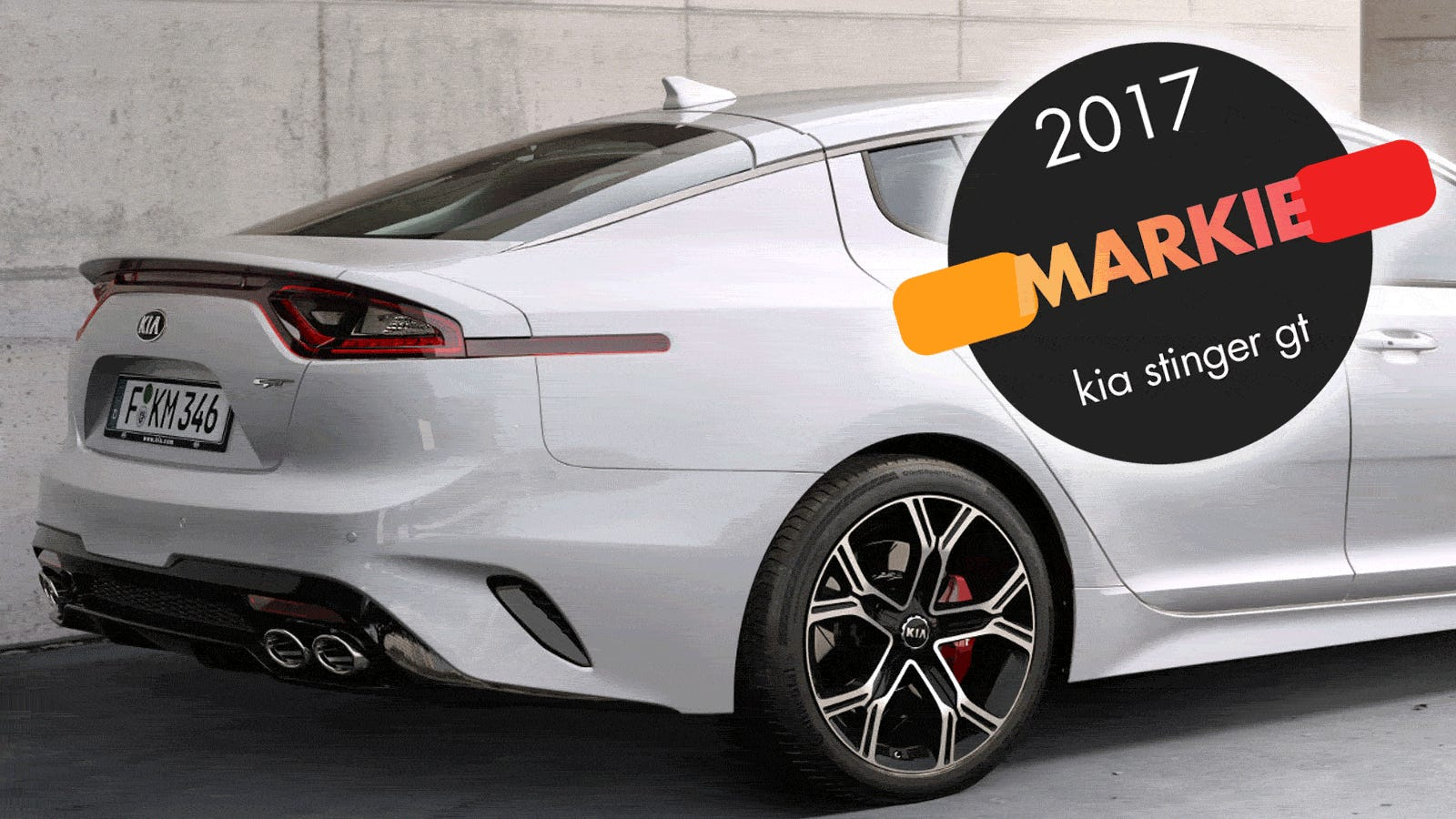 Kia Is Awarded Coveted Markie Award For Excellence In ...