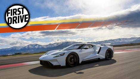 One Of The 2017 Ford GT's First Owners Shows Us How It Really Is