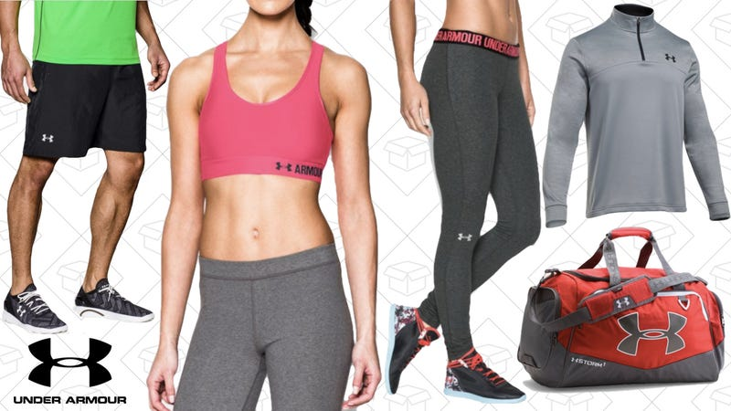 Extra 20% off Under Armout Outlet | Under Armour | Promo code MARCH20