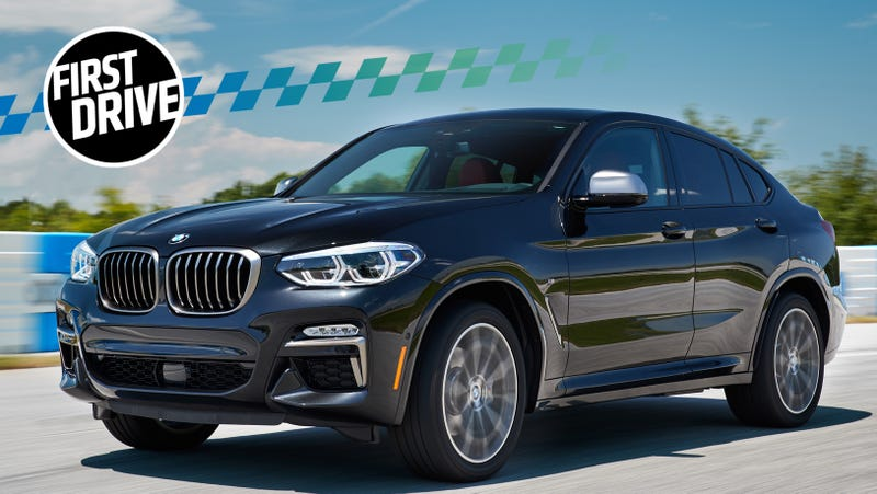 The 2019 Bmw X4 M40i Makes The Case For Ridiculous Crossovers